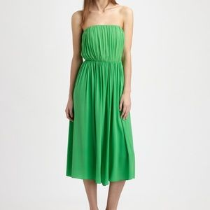 Alice and Olivia Green Jumpsuit